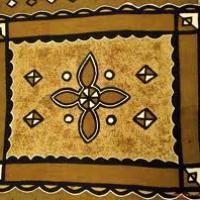 Tissu d'Afrique # 8: le bogolan