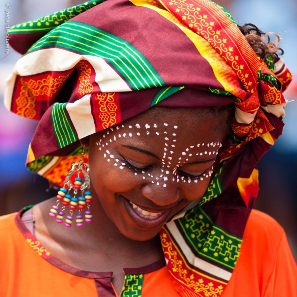 Tissu d'Afrique #11: la Capulana